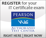 Register Your Pearson Vue IT Certification Exam